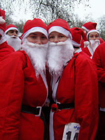 Santa Run for Quest4Change
